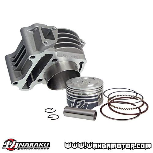 YIYING YY50QT-6 Zylinder Kit NARAKU V.2 50ccm