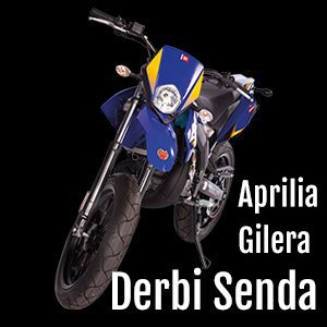 Shop in shop Derbi Senda