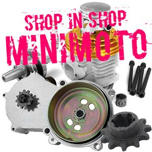 Shop in shop Minimoto