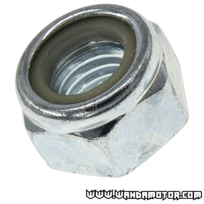 #13 Derbi rear shock nut M12