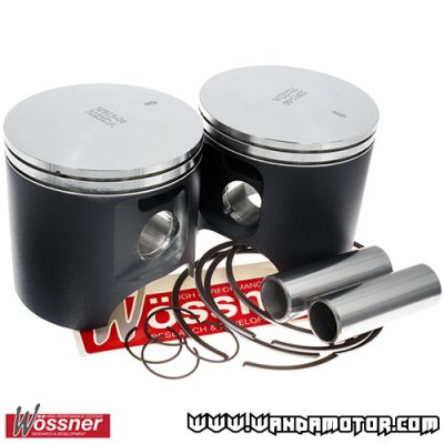 Piston kit Wössner Rotax 800cc E-Tec / Power Tek