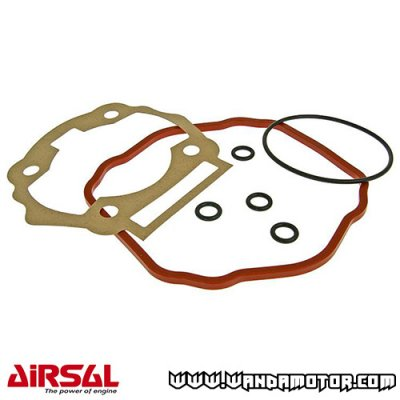 Gasket kit top end Airsal Derbi D50B0 '06-> 72.4cc
