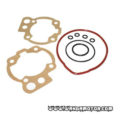 Gasket kit top end Airsal Minarelli AM6 70cc