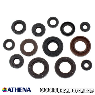 Oil seal kit Athena Derbi Senda '98->