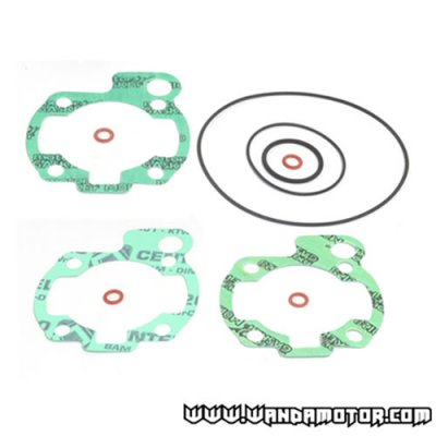 Gasket kit top end Athena Minarelli AM6 50cc