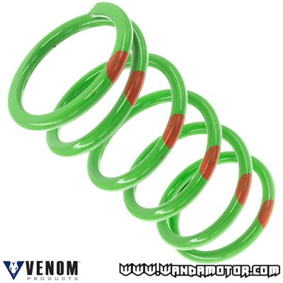 Primary spring Venom 143-290 lime-orange