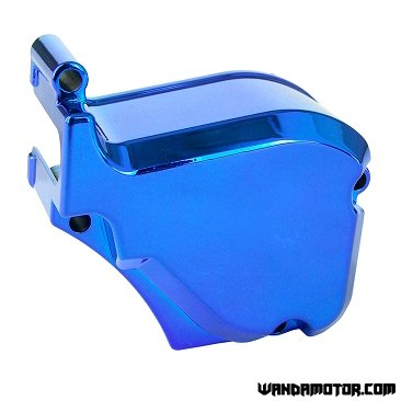 Oil pump cover Derbi Senda '06-> blue