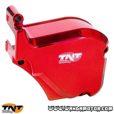 Oil pump cover Derbi Senda '06-> red