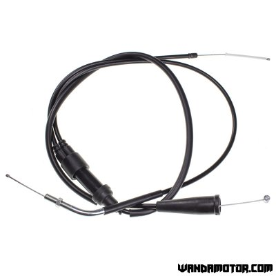 #03 Derbi Senda throttle cable