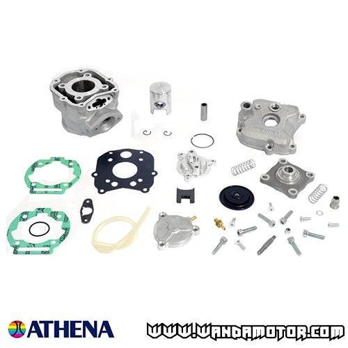 Cylinder kit Athena Derbi, Aprilia '06-> 50cc Racing - Moped/Scooter
