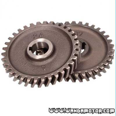 AM6 countershaft gearwheel pair 34t