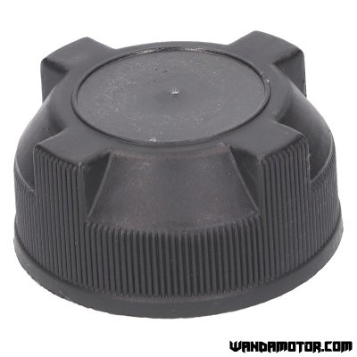 #03 Derbi expansion tank cap black