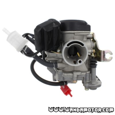 Carburetor 18mm 4-stroke scooters