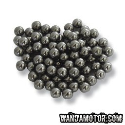 Bearing ball 1/8, 144pcs