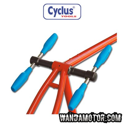 CT bottom bracket threading tool