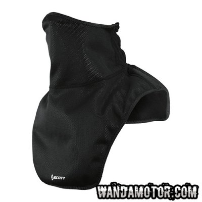 Scott neckwarmer black L