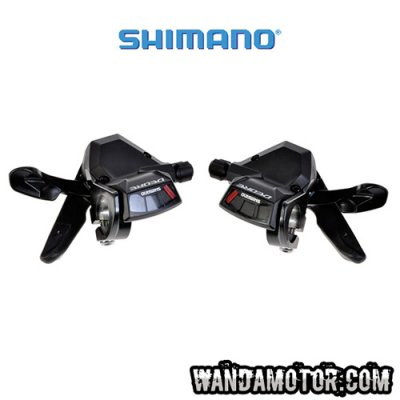 Gear lever pair Deore SL-M590 3/9-v