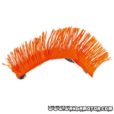 Mohawk for helmets orange