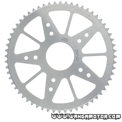 Rear sprocket Peugeot XPS, Rieju MRX 52t