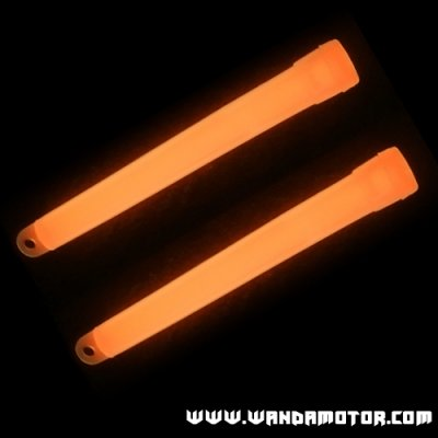 Light stick pair orange