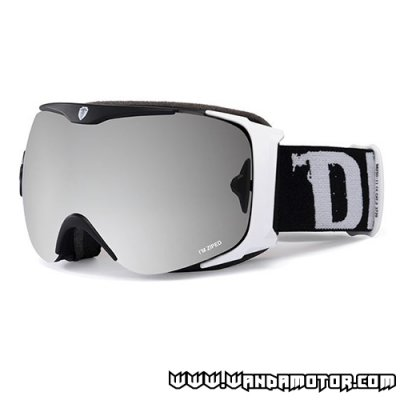 Dr. Zipe Smallface IV kids goggles black/white