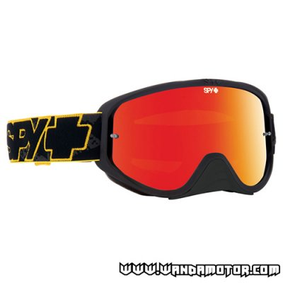 Spy Woot Race goggles Yellow Highlighter