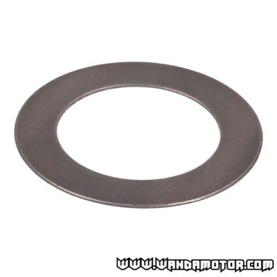 #04 AM6 thrust washer 16 x 25 x 0,4