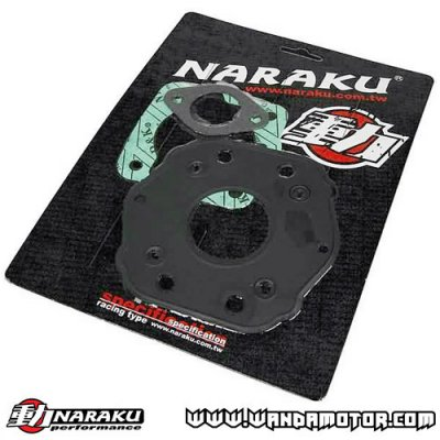Gasket kit top end Naraku Derbi Senda '95-05 50cc