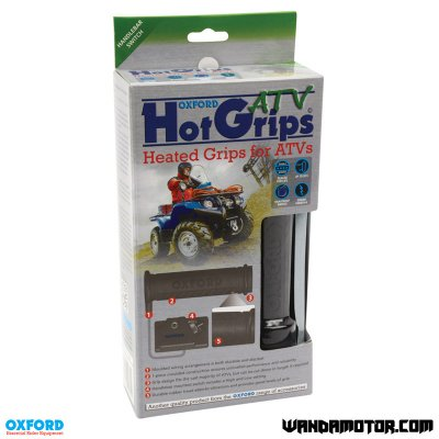 Hot Grips kit ATV
