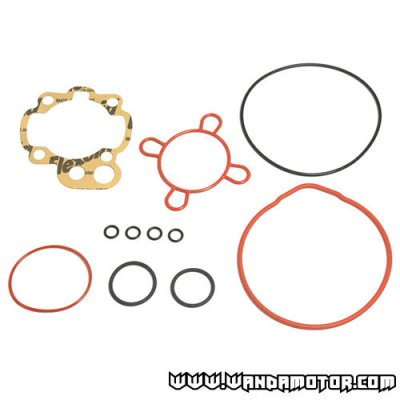 Gasket kit top end Athena Minarelli AM6