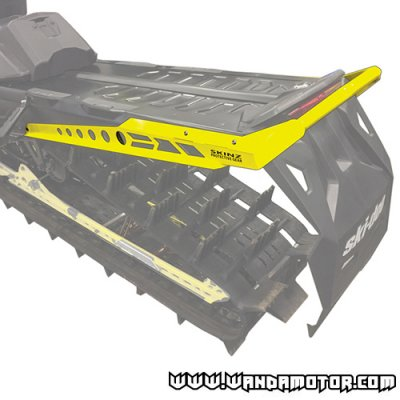 "Skinz rear bumper Ski-Doo Summit 154"" 850 yellow"