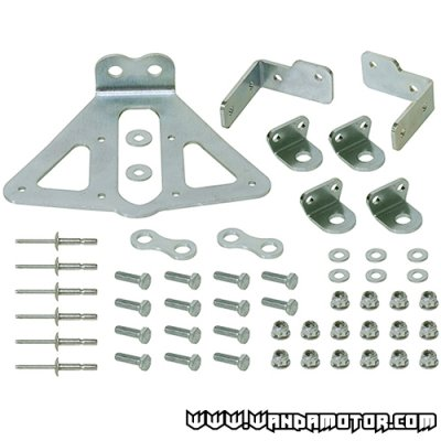 A-arm brace kit Gen 4 850 E-Tec