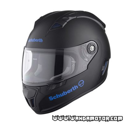 Schuberth SR1 helmet Stealth blue XL