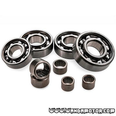 Gearbox bearing kit Voca Minarelli AM6 '12->