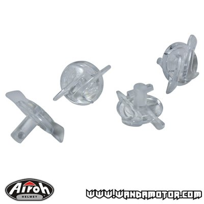 Airoh helmet peak screw kit Jumper / Runner