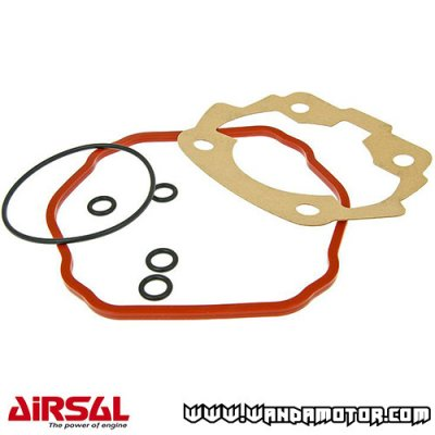 Gasket kit top end Airsal Sport Derbi EBE050 <-'05 50cc