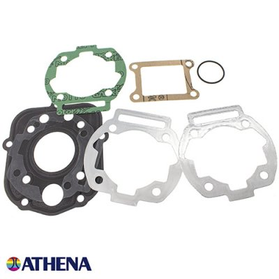 Gasket kit top end for Athena cylinder Derbi D50B0 '06-> 50cc