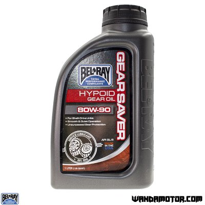 Transmission oil Belray Gear Saver Hypoid 80W90 1L