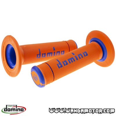 Grips Domino X-Treme orange-blue