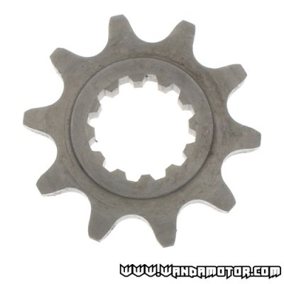 Front sprocket Minarelli AM6 10t