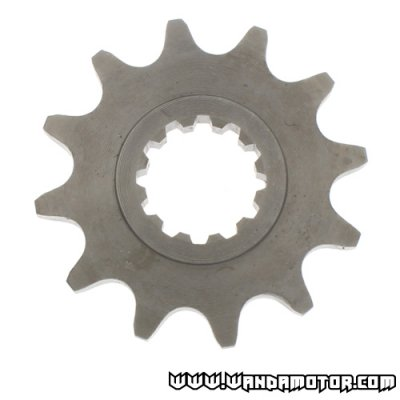 Front sprocket Minarelli AM6 12t