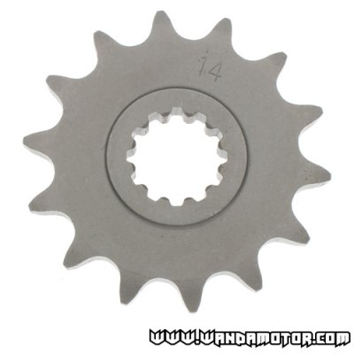 Front sprocket Minarelli AM6 14t