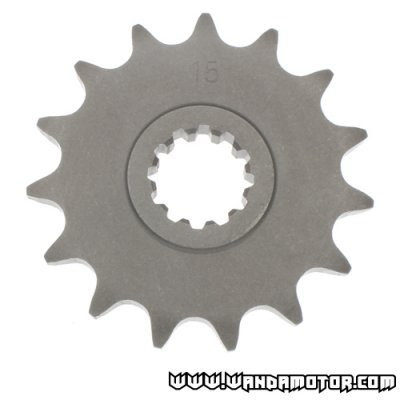 Front sprocket Minarelli AM6 15t