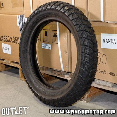Outlet tire IRC SN23 Urban Master Snow 110/80-14 59L