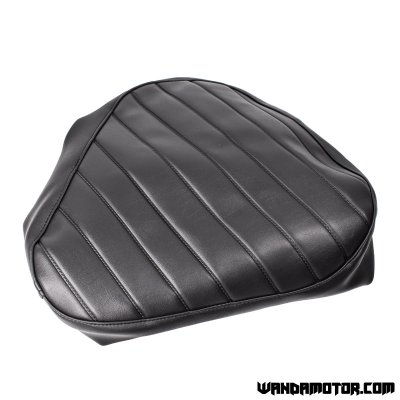 Seat cover Monkey black hook fastening