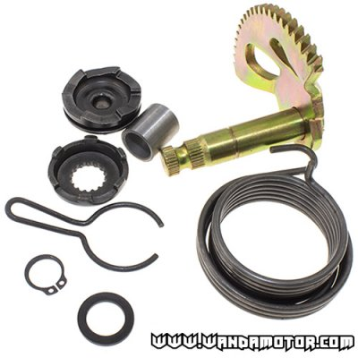 Kick start repair kit 2-stroke CPI, Generic, Keeway scooters