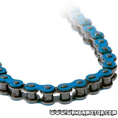 Chain KMC 420-90 blue