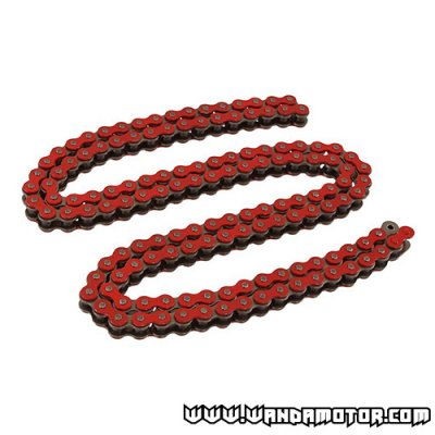Chain KMC 420-140 red