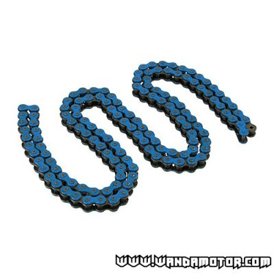 Chain KMC 420-140 blue