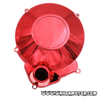 Ignition cover AM6 red